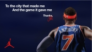 The City That Made Me (Melo)