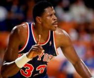Patrick Ewing in the Playoffs